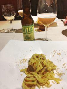 MILLA Birra artigianale e pesce