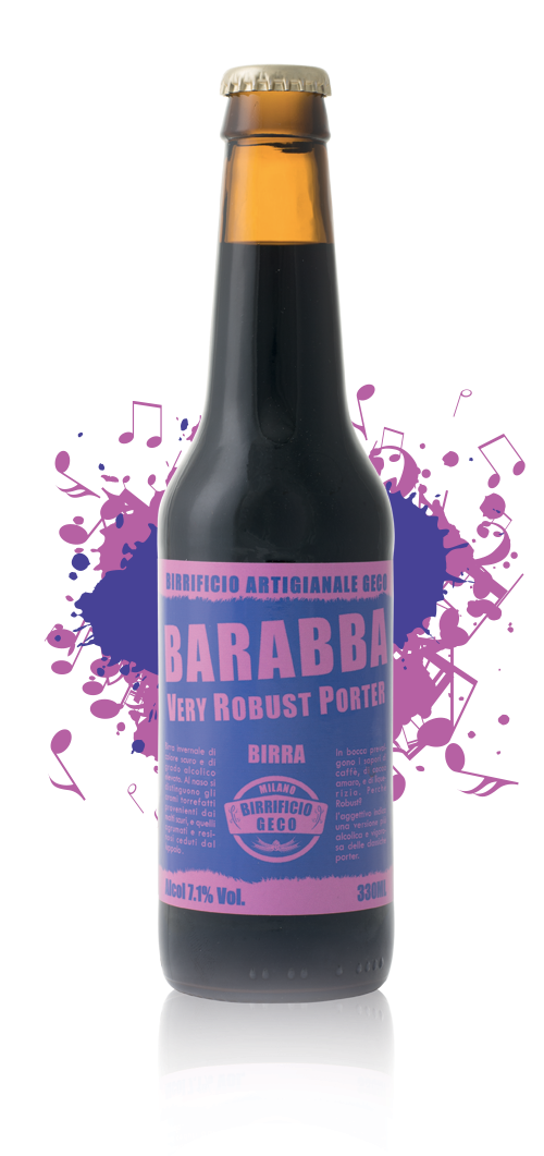 BARABBA Robust Porter